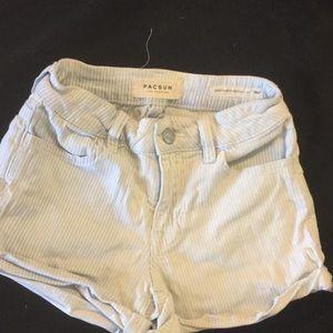 Pacsun shorts - size 22